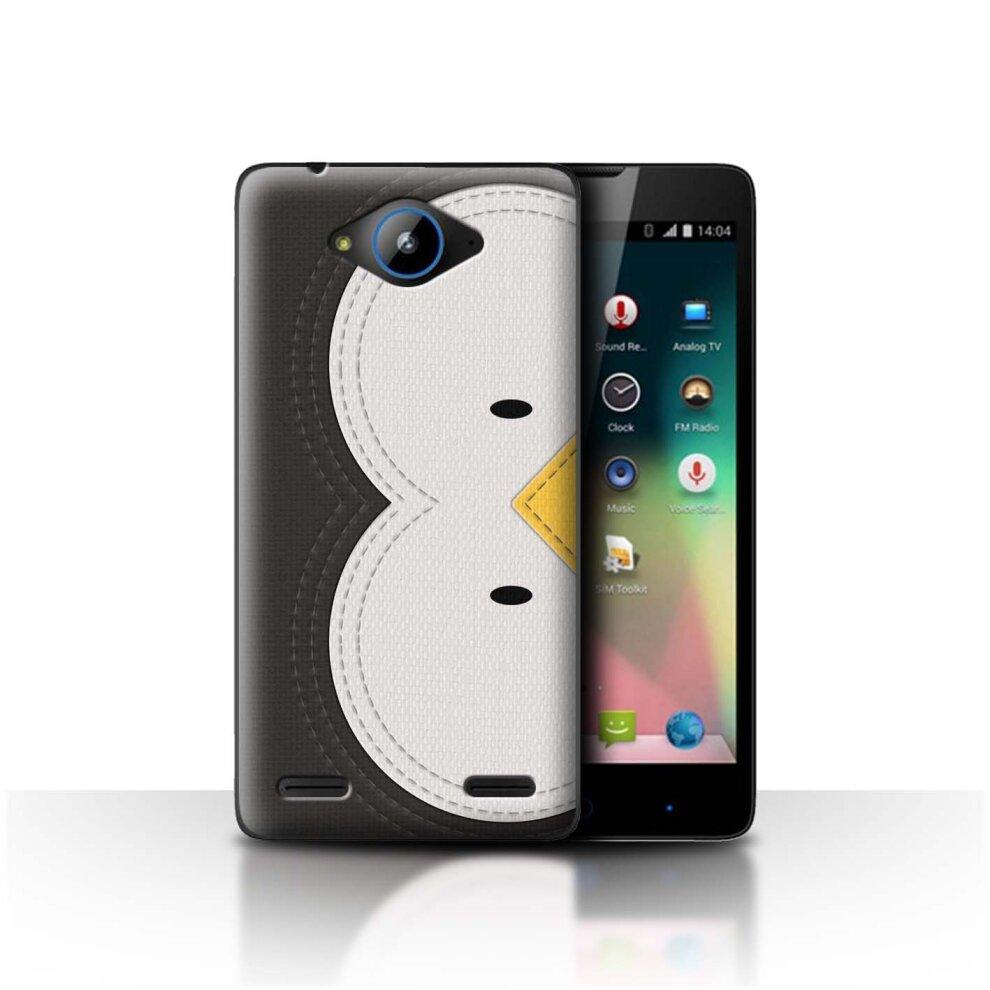 Penguin  Animal Stitch Effect Zte Blade L3 Plus Phone