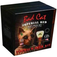 Bulldog Bad Cat Imperial Red Beer Kit 3kgs 7.5% makes 23L 40 pint Homebrew
