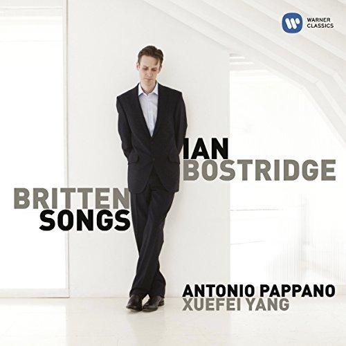Ian Bostridge - Britten: Songs [CD]
