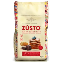 Zusto 1:1 Natural Sugar Substitute | 1kg Bag Sugar Replacement Suitable for Diabetics
