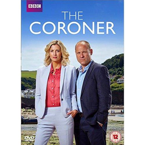 The Coroner Series 1 DVD [2016]