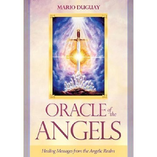 Oracle Of The Angels: Healing Messages from the Angelic Realm, 44 Full Colour Cards & 192-page book