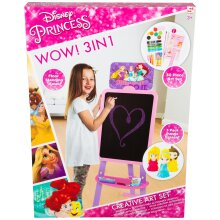 Disney Princess Double-Sided Standing Easel