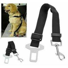 Pet Dog Adjustable Travel SEAT BELT Car Safety Harnesses