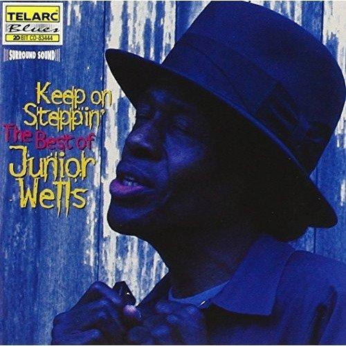Junior Wells - Keep on Steppin: the Best of Junior Wells [CD]