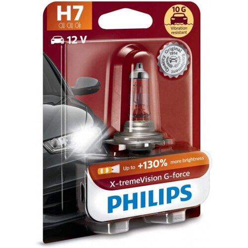car lamp H7 X-tremeVision G-force12V/55W white