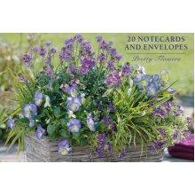 Pretty Flowers by Peony Press