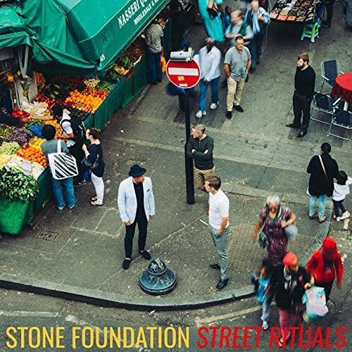Stone Foundation - Street Rituals Cd Dvd (limited)