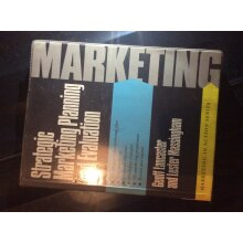 Strategic Marketing Planning and Evaluation - Used