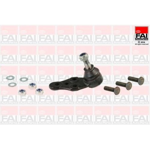 Front FAI Replacement Ball Joint SS129 for Vauxhall Astramax 1.3 Litre Petrol (12/86-07/90)