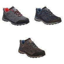 Regatta Womens/Ladies Samaris Suede Low Walking Shoes