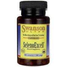 Swanson  SelenoExcell, 200mcg  - 60 caps