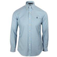 Ralph Lauren Men's Blue Oxford Shirt