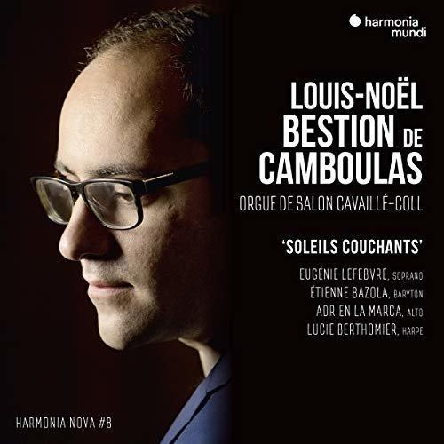 LOUIS-NOEL BESTION DE CAMBOULAS EUGENIE LEFEBVRE - LOUIS-NOEL BESTION DE CAMBOULAS: SOLEILS COUCH [CD]