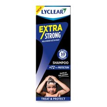 Lyclear Extra Strong Shampoo, 200 ml 5000023524
