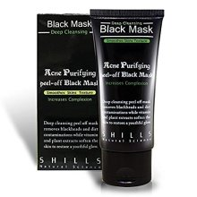 Shills Natural Science Acne Purifying Peel-Off Black Mask 50ml