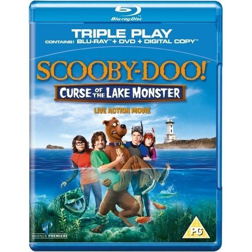 Scooby Doo - Curse Of The Lake Monster Blu-Ray + DVD [2011]