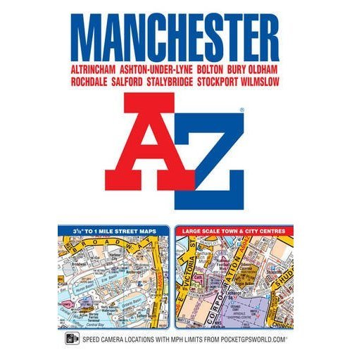 Manchester Street Atlas