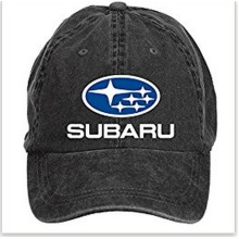 WEREXC-Amaz Adjustable Subaru Logo Baseball Cap Black