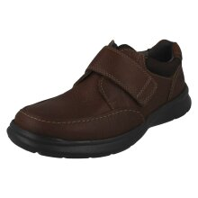 Mens Clarks Casual Shoes Cotrell Strap