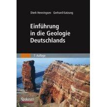 Einführung in die Geologie Deutschlands - Used