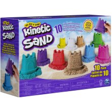 Castle Containers 10 Colour Pack Kids Creative Imaginative Play