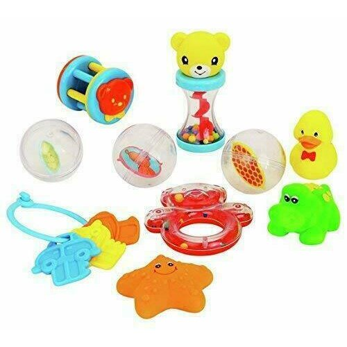 Chad Valley Baby: 10 Piece Gift Set