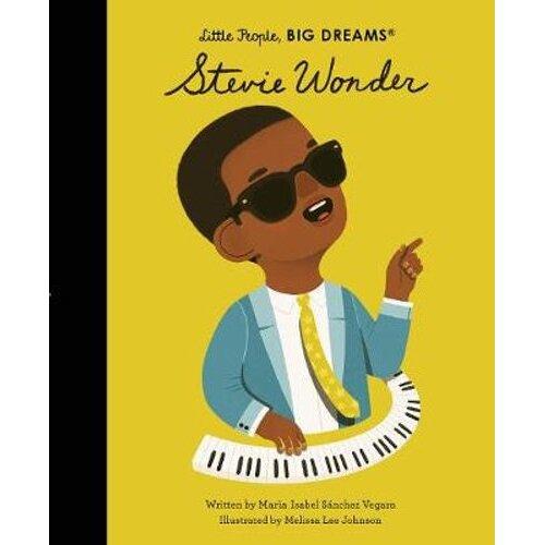 Stevie Wonder   Hardback