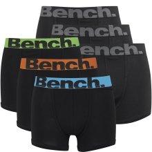 Bench Mens Designer Boxer Shorts / Trunks 6 Pack