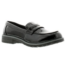 Miss Riot maxine womens ladies flats shoes black