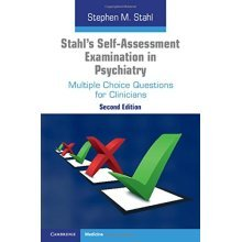 Stahl's Self-Assessment Examination in Psychiatry: Multiple Choice Questions for Clinicians - Used