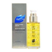 Phyto 2.5 oz Subtil Elixir Intense Nutrition Shine Oil