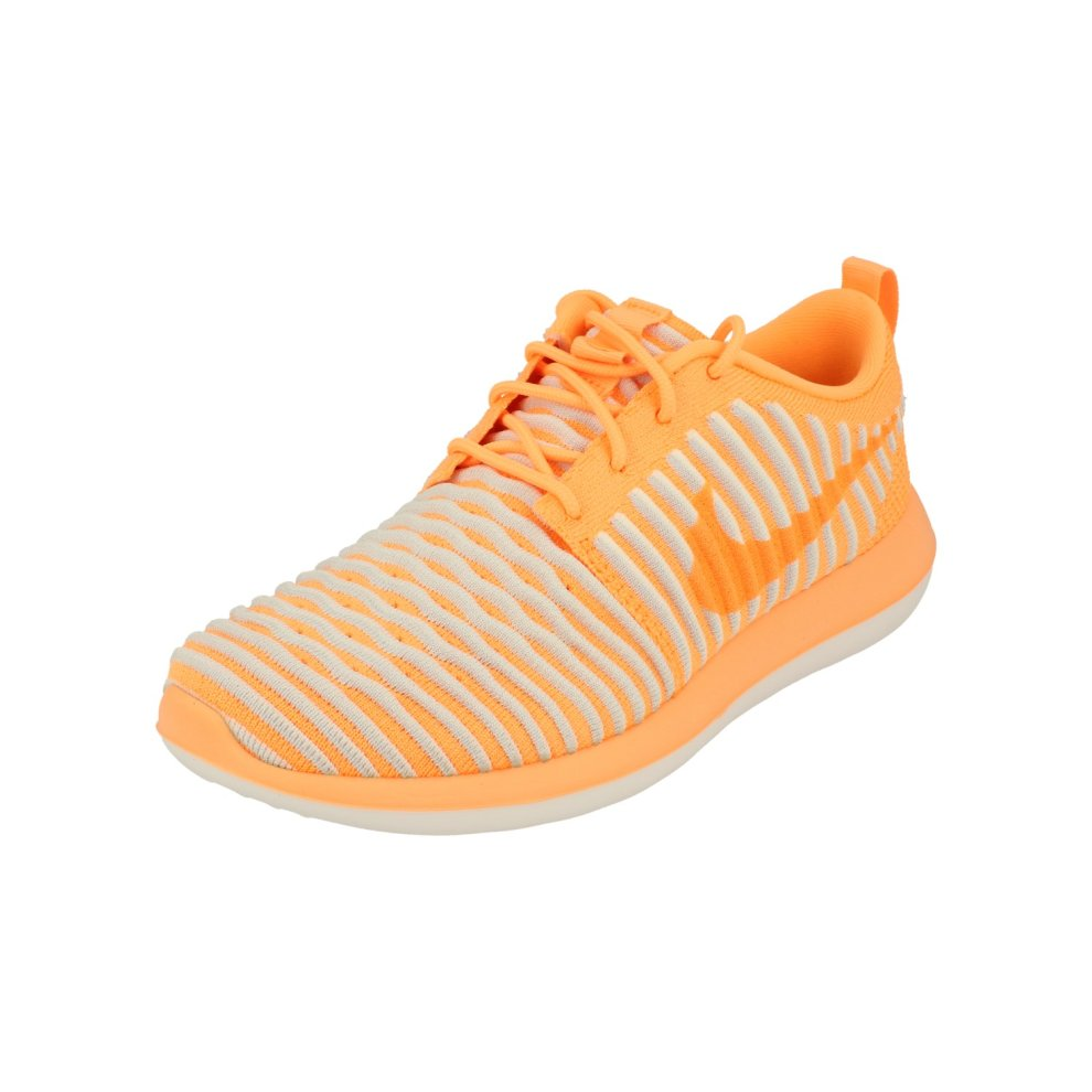 (5.5) Nike Womens Roshe Two Flyknit Running Trainers 844929 Sneakers Shoes