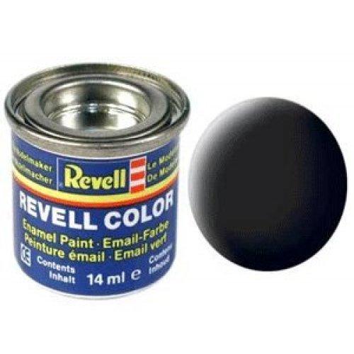 Revell Matt Black Enamel Paint