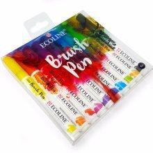 Royal Talens Ecoline Brush Pen Set | Watercolour Paint Pens