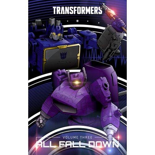 Transformers, Vol. 3: All Fall Down | Hardback