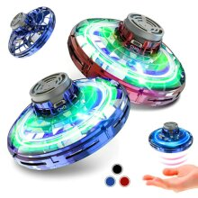 360 Mini Drone UFO Aircraft Smart Hand Controlled For Kids Flying Toy Gift