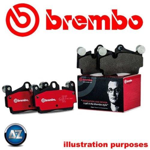 FOR BMW 135i 140i M135i M140i M SPORT REAR BREMBO BRAKE PADS WIRE SENSOR