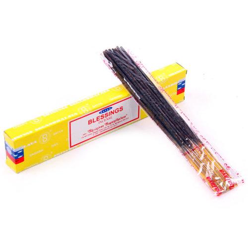 Satya Nag Champa Incense Sticks - Blessing - Set of 12