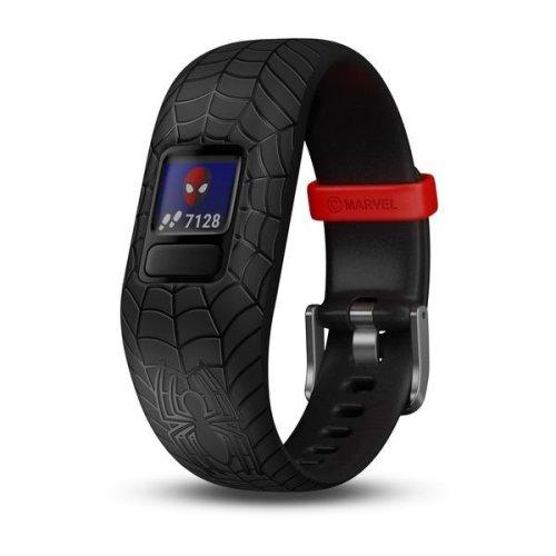 Garmin vivofit jr. 2 Spider-Man Activity Tracker - Black
