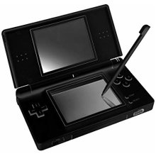 Nintendo DS Lite Handheld Console (Black) - Used