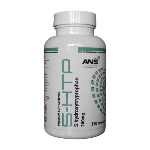 All Natural 5-HTP 200mg. 120 High Strength Capsules. 4 MONTH SUPPLY | UK MANUFACTURED. Suitable for vegetarians.