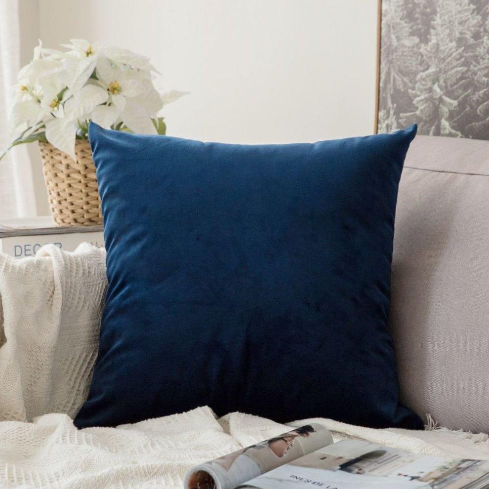 Square pillow case 60 x 60 cm