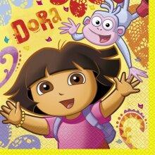 Dora the Explorer Party Napkins, 16ct