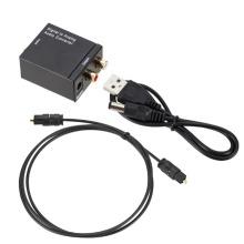 High Digital to Analog Audio Converter Optical, DAC Audio Converter