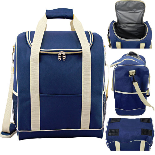 GEEZY 36 Ltr Jumbo Extra Large Insulated Cooler Bag Cool Picnic Hamper Carrier