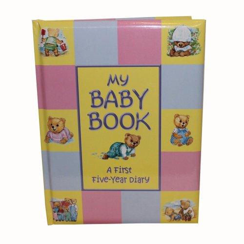 Baby Record Book Baby Keepsake Diary Birth to 5 Yrs