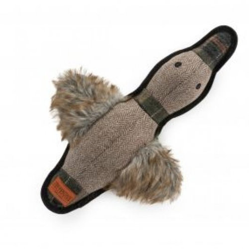 Heritage Dog Toy Tweed Duck 36cm