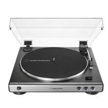 Audio Technica AT-LP60X USB Turntable Gun Metal