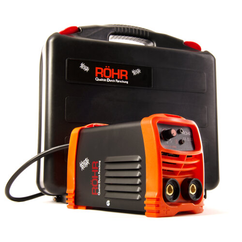 Röhr SMINI-140NI | ARC Welder Inverter 240V 140 amp MMA DC Portable Stick Welding Machine